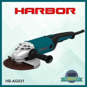 Harbor Electric Angle Die Grinder Hb-AG031 Building Construction Tool