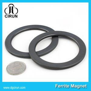 Custom Size Rare Earth Permanent Speaker Ring Ferrite Magnet pictures & photos
