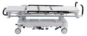 Hospital Patient Transprot Trolley, Hydraulic Patient Trolley (XH-I-4) pictures & photos