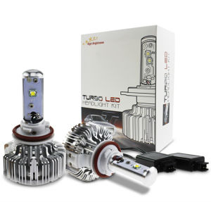 Factory Price 20W 2000lm H11 LED Headlight Bulbs, 6000k Auto Headlight pictures & photos