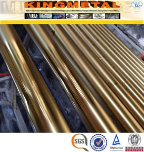 ASTM B338 Gr2 Seamless Titanium Pipe Price pictures & photos