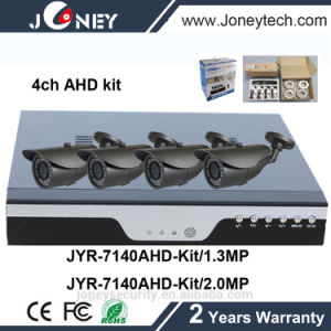 Analog HD Ahd Camera 720p 960p 1080P Ahd DVR Kit pictures & photos