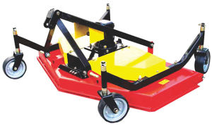 3-Point Linkage Finishing Mower Machine with Tractor Pto