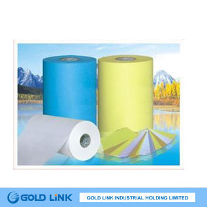Water-and Oil-Proof 135g Yellow Silicon Release Paper