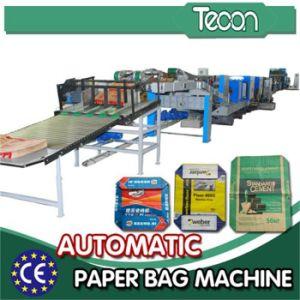 Energy Conservation Cement Kraft Paper Bag Production Equipment pictures & photos