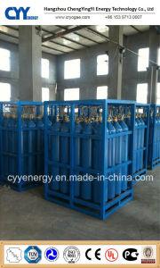 Offshore Oxygen Nitrogen Argon Carbon Dioxide Gas Cylinder Rack pictures & photos
