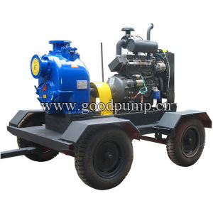 Diesel Engine Self Priming Pump pictures & photos