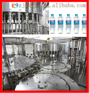 Water Filling Machine / Mineral Water Filling Machine for Water Plant pictures & photos
