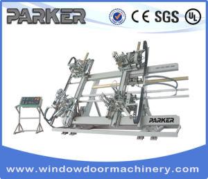 PVC Window Door Four Corner Welding Machine pictures & photos