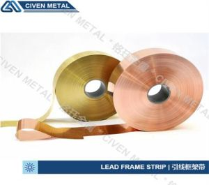 Copper Strip for Lead Frames