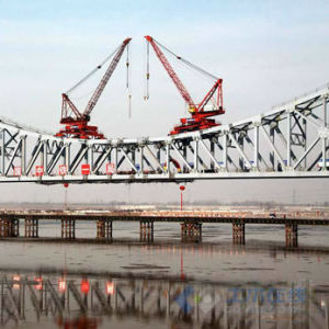 Light Steel Structure Bridge Construction and Design (wz-B099)