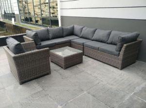 Rattan Furniture Modern Outdoor Leisure Patio Garden Hotel Sofa