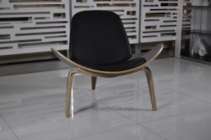 Hot-Sale Home Furniture Wooden Lounge Chair (BLS01) pictures & photos