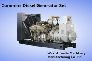 Cummins Diesel Generator Set Tk-C400gf