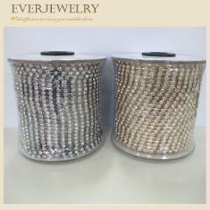 Crystal PP12 Rhinestone Chain in Roll for Dress, Shoes, Necklace, Bracelet pictures & photos