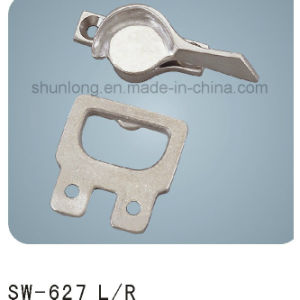 Stainless Steel Crescent Lock for Window and Door (SW-627 L/R)
