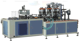 Paper Container Forming Machine pictures & photos