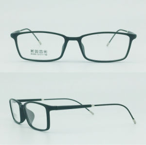 Factory Sell Super Light Half Plastic Steel Fashion New Optical Frames Glasses Eyewear pictures & photos