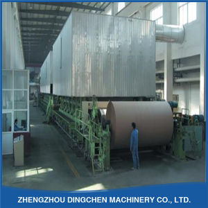 2400mm 30tpd Kraft Paper Machine Carton Paper Production Line pictures & photos