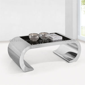 Stainless Steel Coffee Table for Modern Furniture pictures & photos