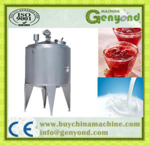 Storage Tank for Milk and Juice pictures & photos
