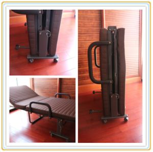 Wholesale Rollaway Folding Guest Bed for Home, Hospital (190*80cm) pictures & photos
