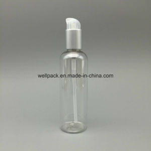 200ml Clear Plastic Pet Bottle with Mist Sprayer pictures & photos