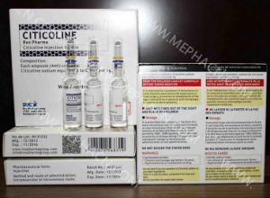 Finished Drug Citicoline Injection pictures & photos
