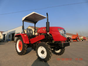 2015 Hot Sale 24-30HP Multi-Purpose Mini Tractor Price with Hydraulic Steering pictures & photos