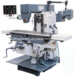 Horizontal Knee-Type Milling Machine, Table 320X1320mm pictures & photos