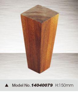Hot-Sale Castor Wooden Cabinet Legs, Sofa Legs (14040154) pictures & photos
