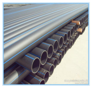 High Density Polyethylene Pipe for Water Supply/HDPE Water Pipe