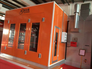 Best Sale Car Spray Booth / Paint Booth CE Proved pictures & photos