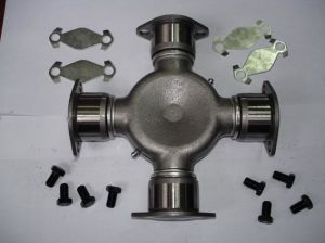 Two Wing Bearing Caps and Two Back Plate Bearing Caps Universal Joint pictures & photos