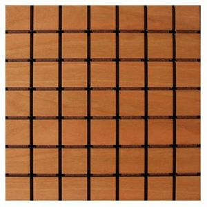 Eco-Friendly Art Wood Acoustic Panel pictures & photos