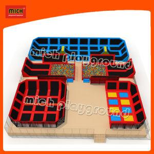 Junior Big Square Indoor Trampolines Park Equipment for Child pictures & photos