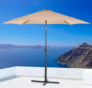 Sunshade, Garden Parasol, Acrylic Round Market Umbrella