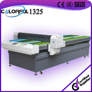 Leather, Acrylic, Glass, T-Shirt, Metal, Wood, Textile Digital Flatbed Printer