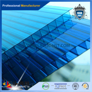 Hot Sell Best Price Polycarbonato cellular Sheet with 10 Years Warranty pictures & photos