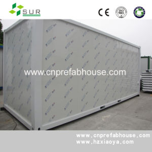 Movable Foldable Prefabricated Container House Flat pictures & photos