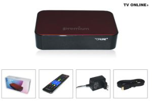 TV Online+ Stalker IPTV Box with More Than 500 Arabic Channels pictures & photos