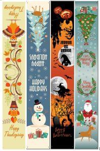 Holidays Banner