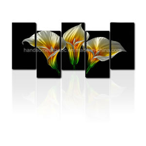 Irregular Shape Common Calla Design for 3D Wall Art pictures & photos