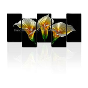 Irregular Shape Common Calla Design for 3D Wall Art pictures & photos