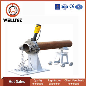 China Supplier Air Operation Tube Pipe Cutting & Beveling Machine pictures & photos