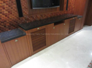 Hotel Cabinet Wooden Furniture with Marble Top pictures & photos