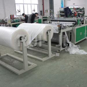 Automatic Two Layer EPE Bag Making Machinery pictures & photos
