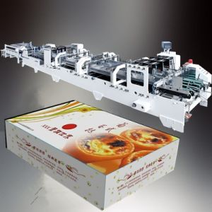 Easy Operation High Speed Automatic Folder Gluer Machine (QH-SLJ)