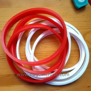 Food Grade Silicone Gasket with FDA and LFGB Approval pictures & photos