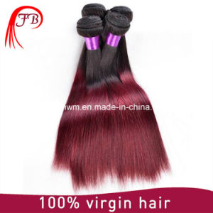 2016 Indian Ombre Hair Product pictures & photos
